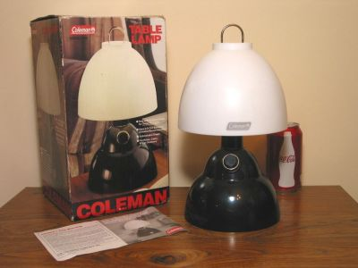 Coleman Battery Operated Table Lamp