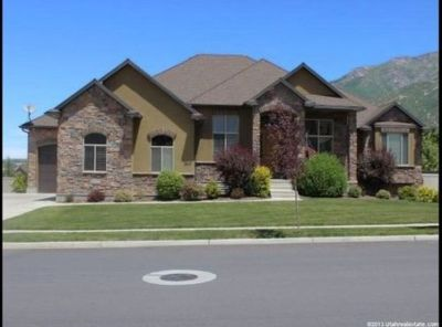 A house you can brag about at 2610 E 8200 S, South Weber.