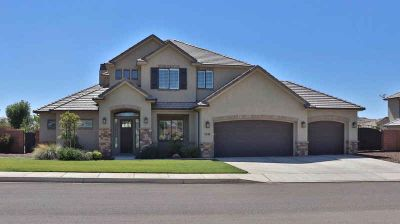 2640 S 3160 E Saint George Four BR, Exquisite home located in