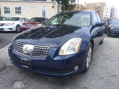 2006 Nissan Maxima 3.5 SE (Majestic Blue Metallic)