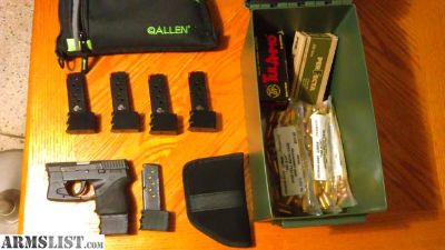 For Sale: {{Taurus TCP 380 + Ammo/Accessories}}