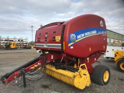 2013 New Holland Agriculture RB450 Utility All-Purpose Dry Hay