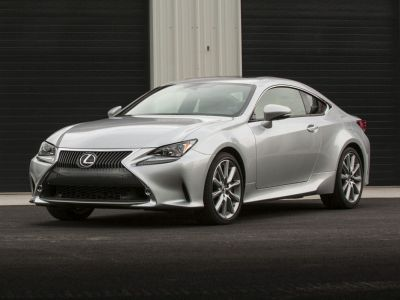 2015 Lexus RC 350 (Infrared)