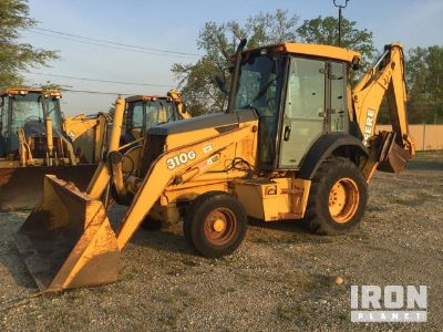 John Deere 310G 4x4 Backhoe Loader