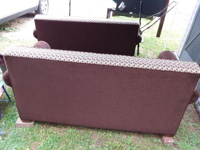2 Love Seat sleepers sofas good condition (EACH)$200.00