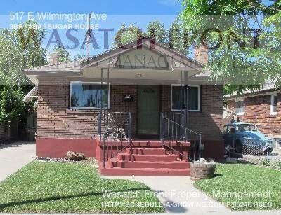 517 E Wilmington Ave - 2 beds, 1 full bath