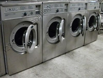 High Quality Wascomat Front Load Washer W620 Used