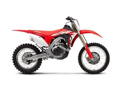 2017 Honda CRF450RX Competition/Off Road Motorcycles West Bridgewater, MA