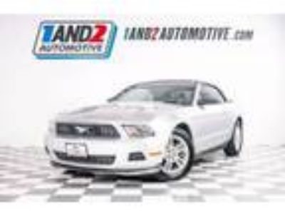 Used 2011 Ford Mustang Convertible