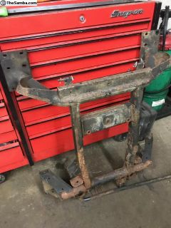 Syncro front subframe