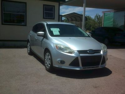 2012 FORD FOCUS SE H'BACK SE