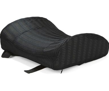 NEW! Mind Reader BackFoam Lumbar Support Back Cushion with Mesh Cover