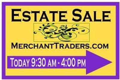 40% OFF! Merchant Traders' ATTN..