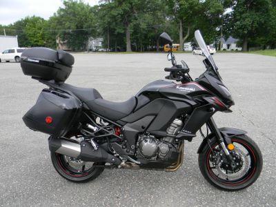 2017 Kawasaki Versys 1000 LT Touring Motorcycles Springfield, MA