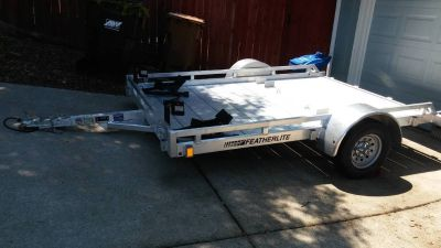 Featherlite Motorcycle trailer for sale