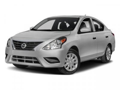 2018 Nissan Versa 1.6 S (Super Black)