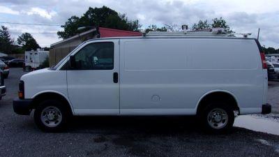 2007 Chevrolet Express 2500 2500 (White)