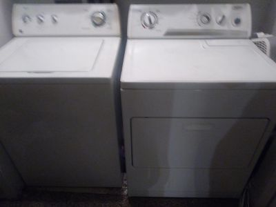 Washer and dryer set 125 a piece or 200 for both