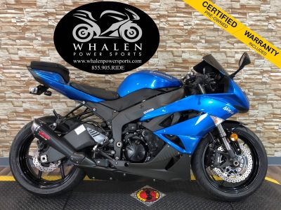 2009 Kawasaki Ninja ZX -6R SuperSport Motorcycles Port Charlotte, FL