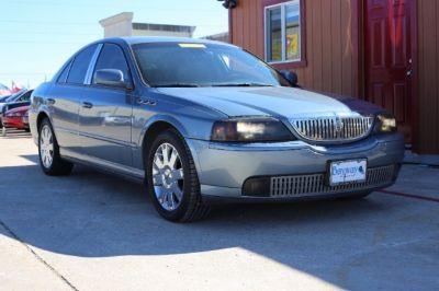 2003 Lincoln LS 4dr Sdn V8 Auto w/Premium Sport Pkg