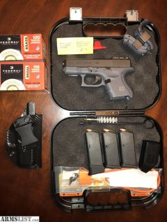 For Sale/Trade: Gen 4 Glock 26
