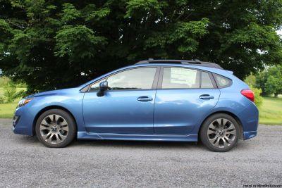 2016 Subaru Impreza Sport Limited