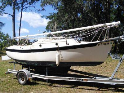 Sail Boat - Compac