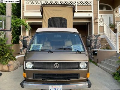 1985 Volkswagen Vanagon for Sale (weekender)