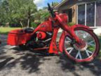 2006 Harley-Davidson Road King Custom Bagger