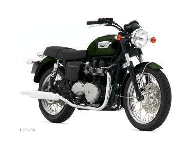 2007 Triumph Bonneville Cruiser Motorcycles Mahwah, NJ