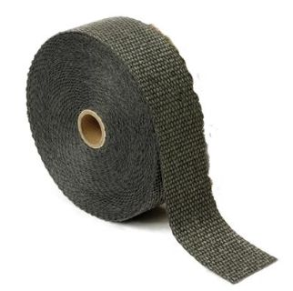 """Sell DEI 010108 Black Exhaust Header Heat Wrap Shield 2"""" X 50 ft. motorcycle in Suitland, Maryland, US, for US $41.88"""