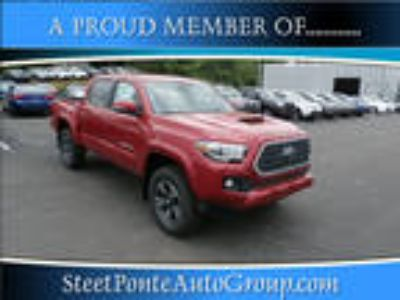 2018 Toyota Tacoma Red, new