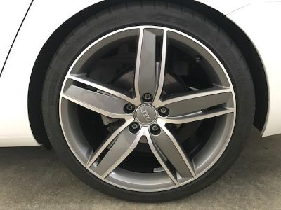 FS: Rare Audi A3 / S3 5 spoke 8V0601025AS wheels w/ MPSS tires
