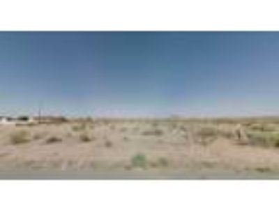 Land With Paved Access In California City, CA