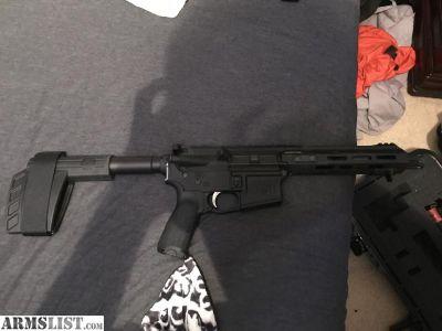 For Sale: Ar15 Pistol Springfield saint