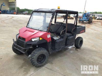 2015 Polaris Ranger 570 Crew 4x4 Utility Vehicle