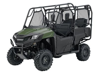 2014 Honda Pioneer 700-4 Side x Side Utility Vehicles Jesup, GA