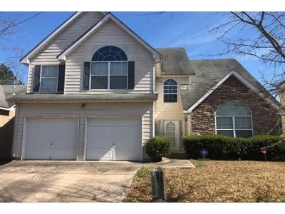 4 Bed 2.5 Bath Preforeclosure Property in Atlanta, GA 30349 - Creel Rd