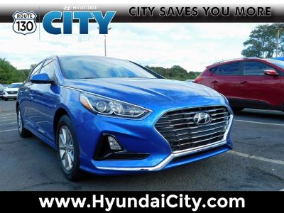 2019 Hyundai Sonata SE (Electric Blue)