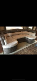 RV Couch With Storage