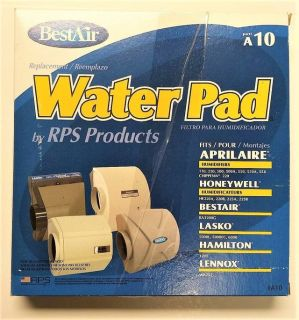 BestAir A10 Best Air Furnace Humidifier Evaporator Replacement Water Pad