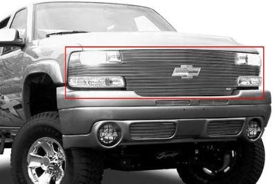 Purchase T-Rex 01-02 Chevy Silverado Billet Grille Custom Aluminum Polished Grill 20082 motorcycle in Corona, California, US, for US $504.50
