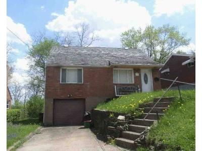 4 Bed 2 Bath Foreclosure Property in Pittsburgh, PA 15235 - Clay Dr