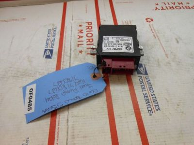 Buy 06-10 BMW 5-series fuel pump relay 16147180427 7180427 OF0485 motorcycle in Monroe, Georgia, United States, for US $40.00