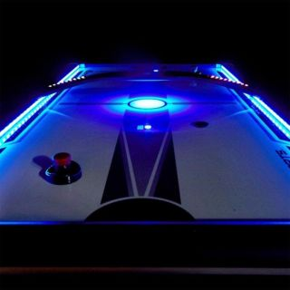 7FT AIR HOCKEY TABLE, NEW IN BOX (LIGHTS & SOUNDS EFFECTS)