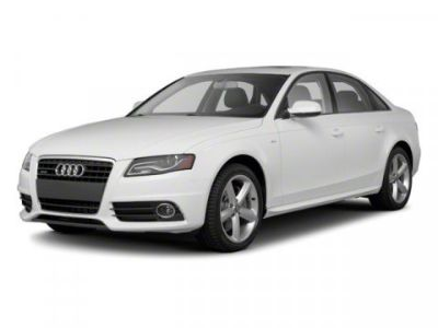2010 Audi A4 2.0T quattro Premium ()