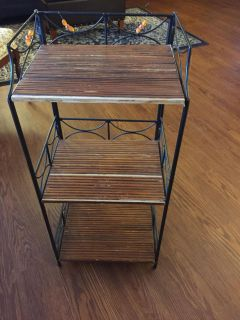 Plant stand or shelf