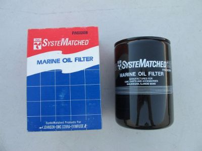 Buy LOTS OF 2 OMC SYSTEMATCHED ENGINE OIL FILTER (#502904) motorcycle in Ontario, California, United States