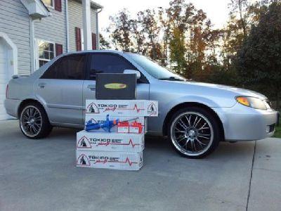 $500 OBO For Sale 2002+ Mazda Protege Tokico Struts & Skunk 2 Coilovers