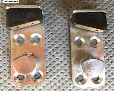 Door Jam Striker Plates - VW 111-937-035D